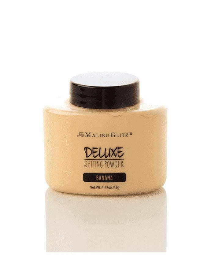 Malibu Glitz Deluxe Setting Powder, COSMETIC