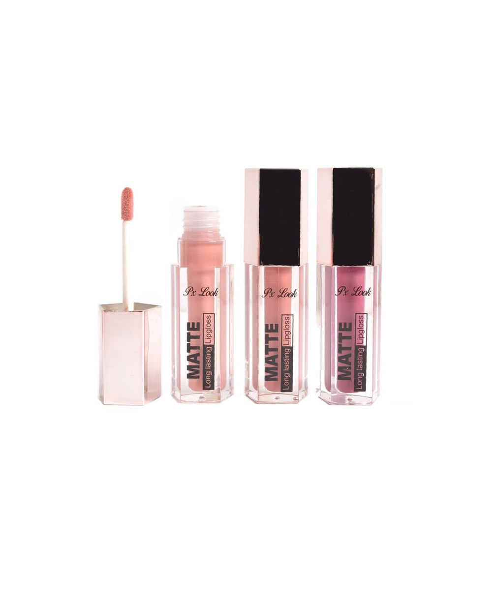 Px Look Matte Long Lasting Lipgloss