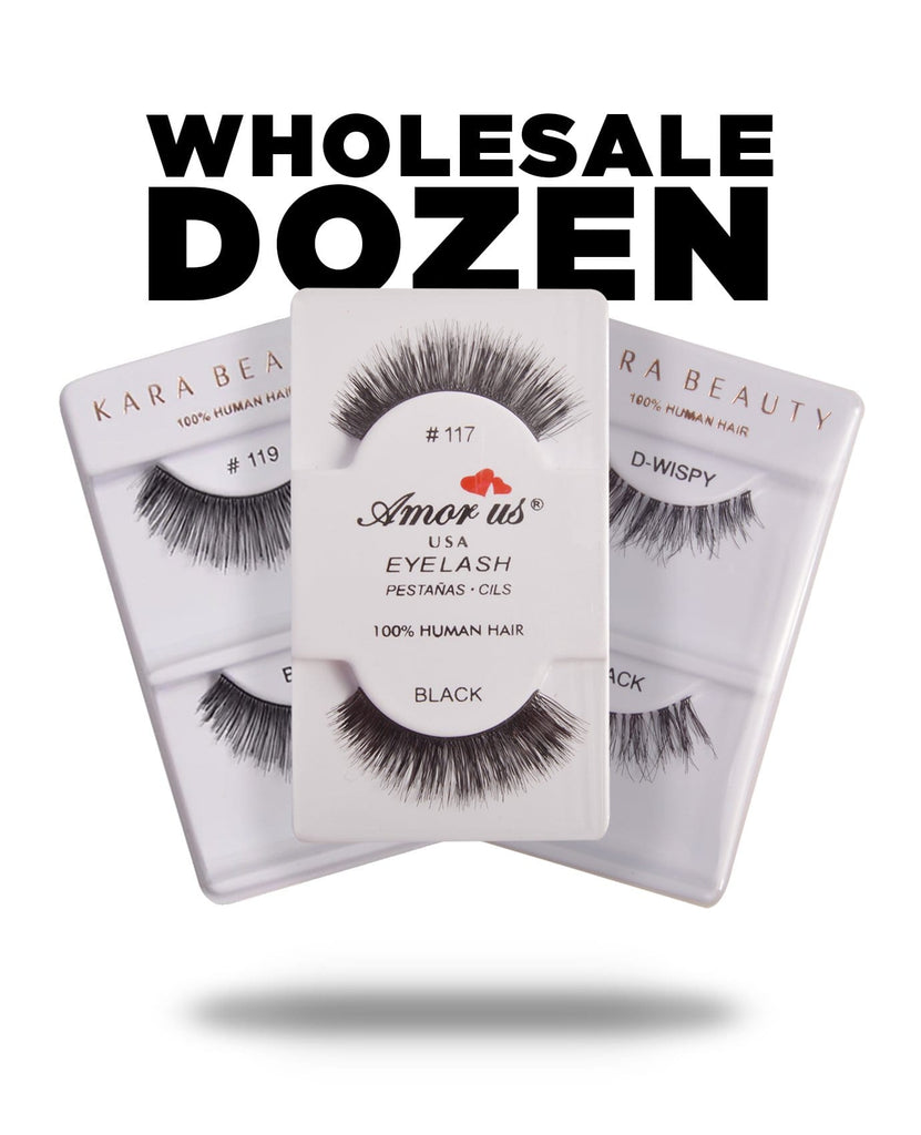 Eyelash Wholesale $11.50 / Dz