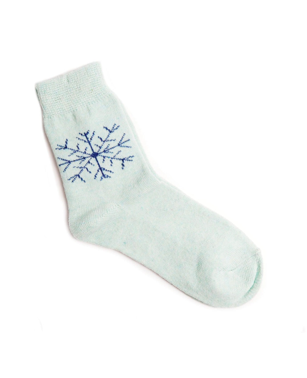 Let It Snow Winter Socks
