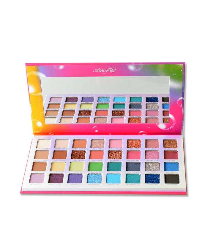Amor Us Bubble Pop - 32 Shade Eyeshadow Palette, COSMETIC,  JB & EVES,  JB & EVES