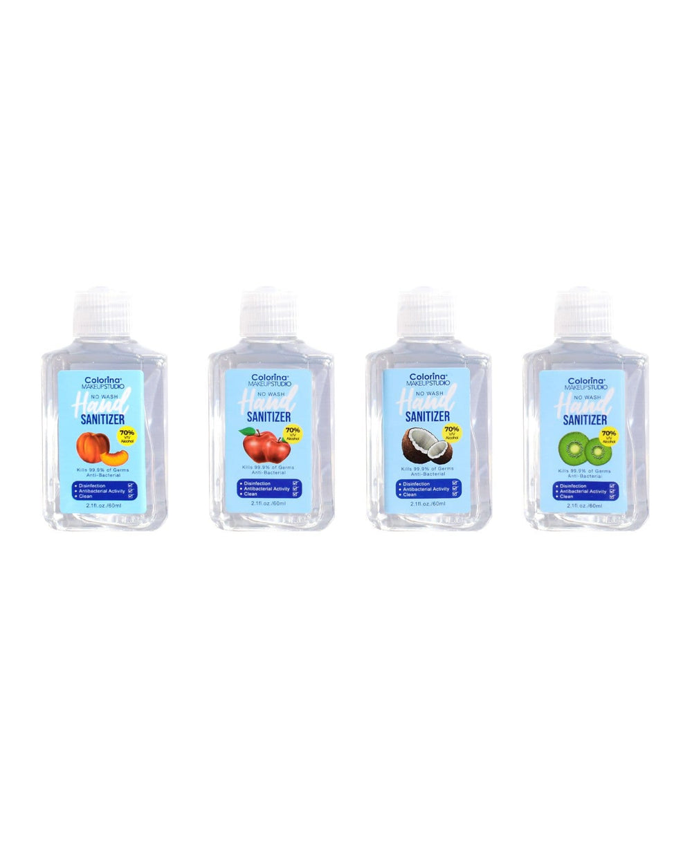 Colorina 2.1oz Hand Sanitizer