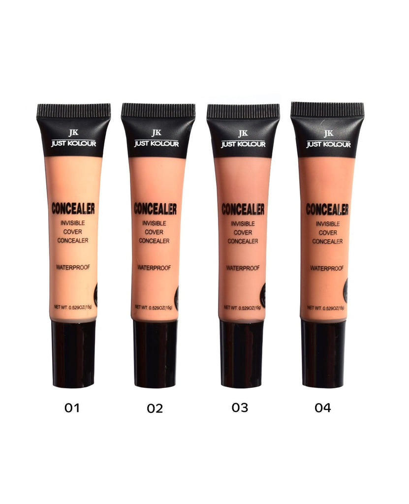 Just Kolour Invisible Cover Concealer