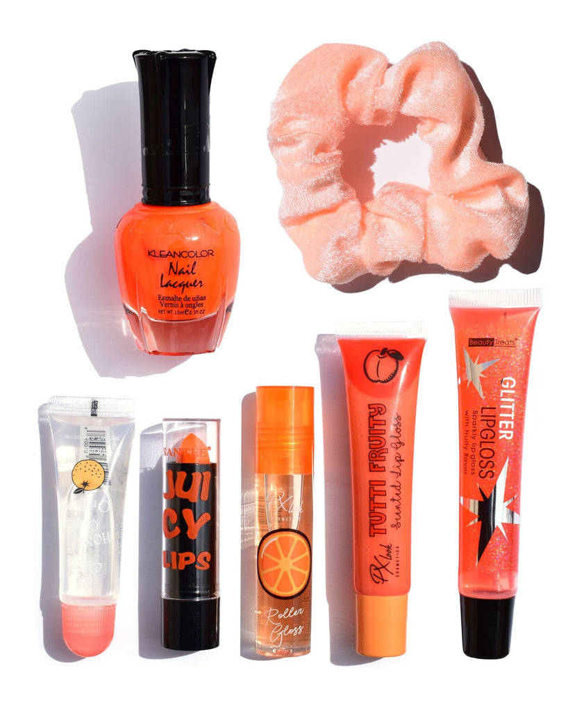 Orange Lip Gloss Bundle