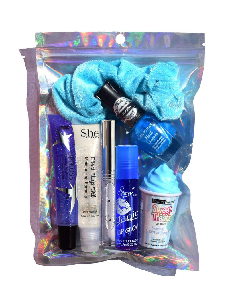 Blue Lip Gloss Bundle