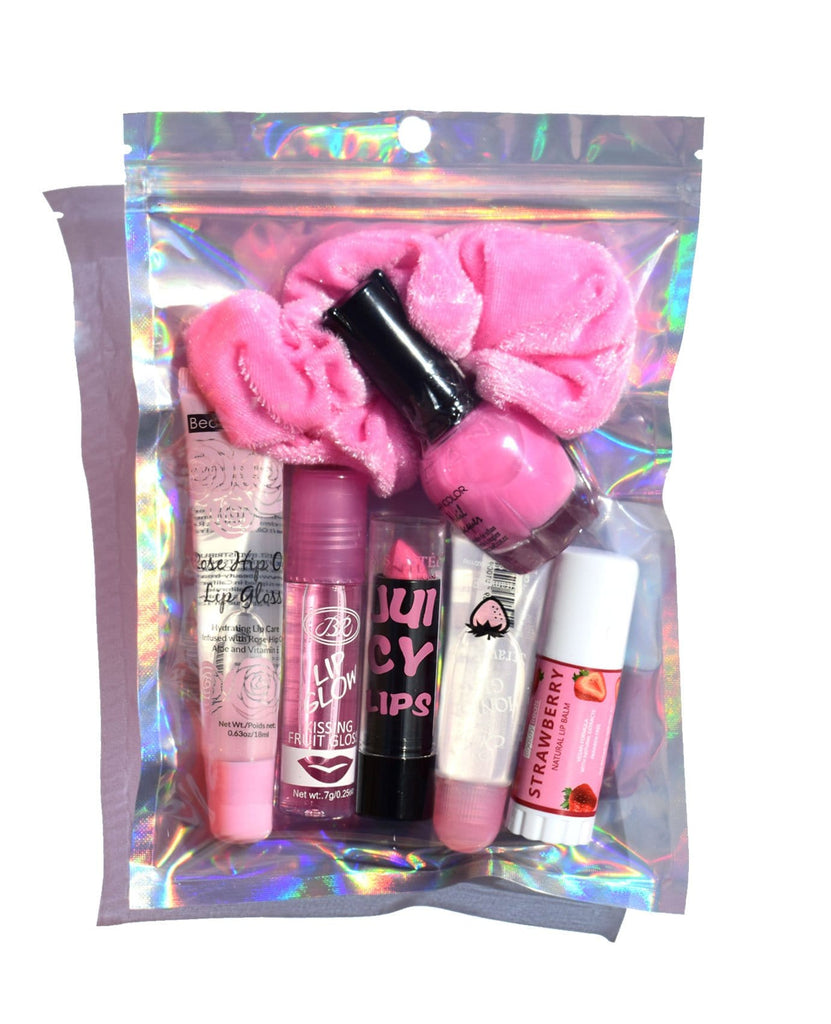 Pink Lip Gloss Bundle