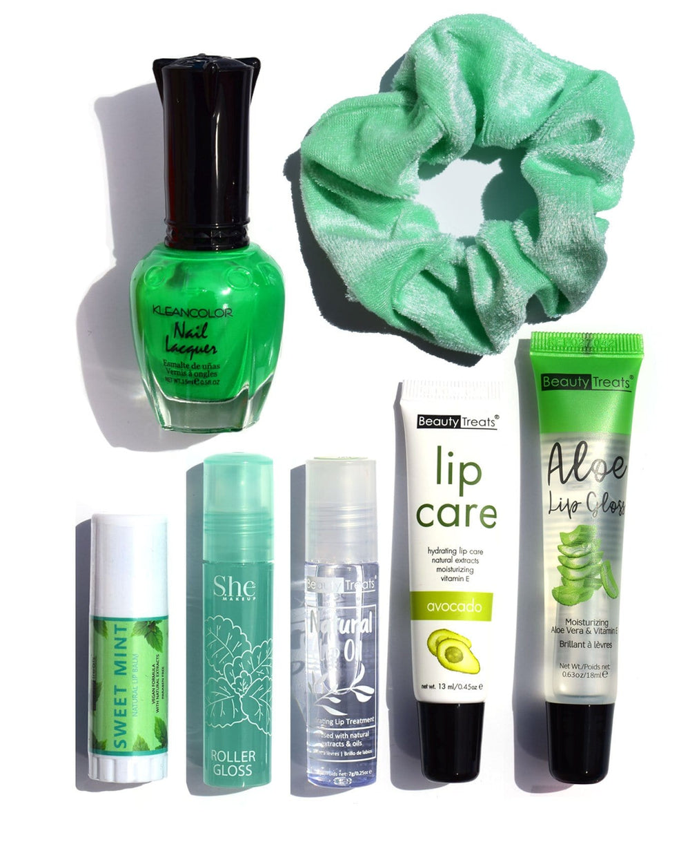 Green Lip Gloss Bundle