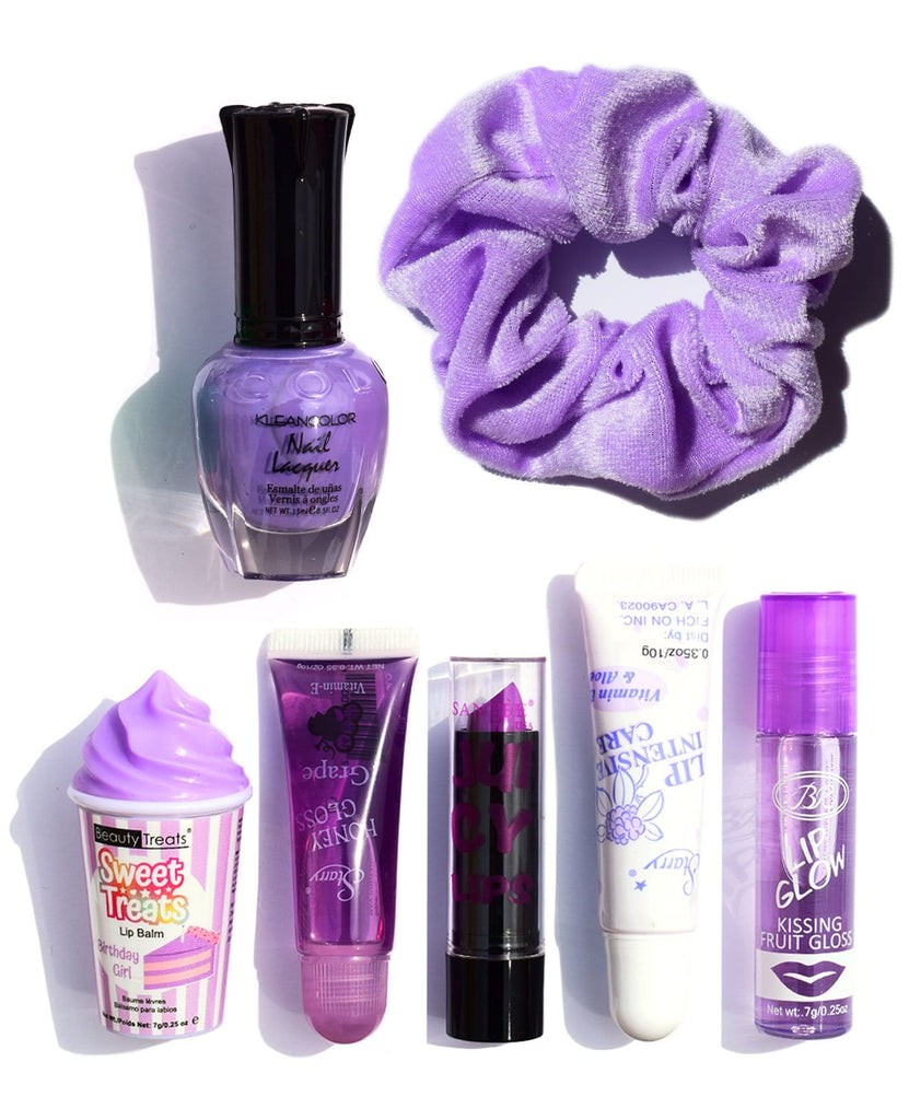 Purple Lip Gloss Bundle