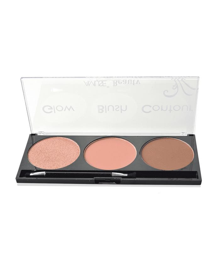 Amuse G.B.C. Beauty Contour Palette, COSMETIC