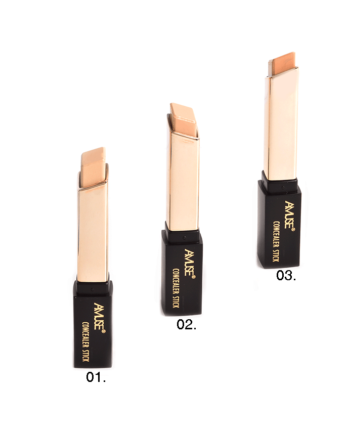Amuse Concealer Stick- 6 Variants, COSMETIC