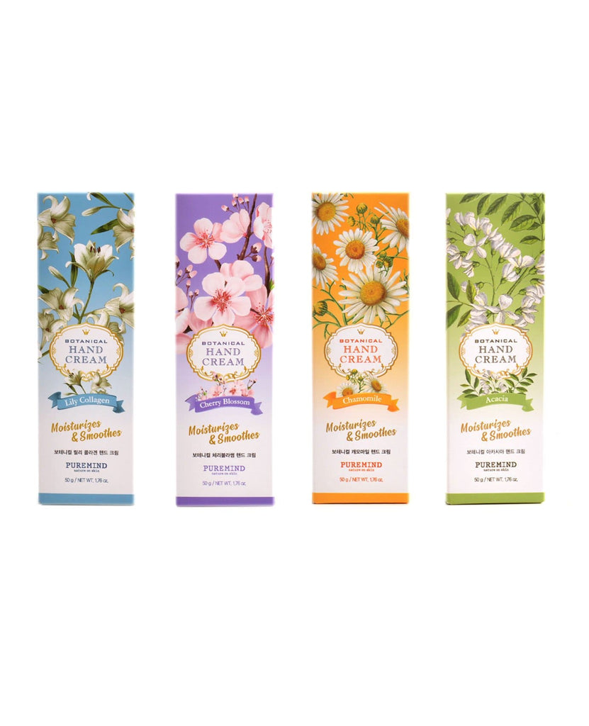 Puremind Botanical Hand Cream