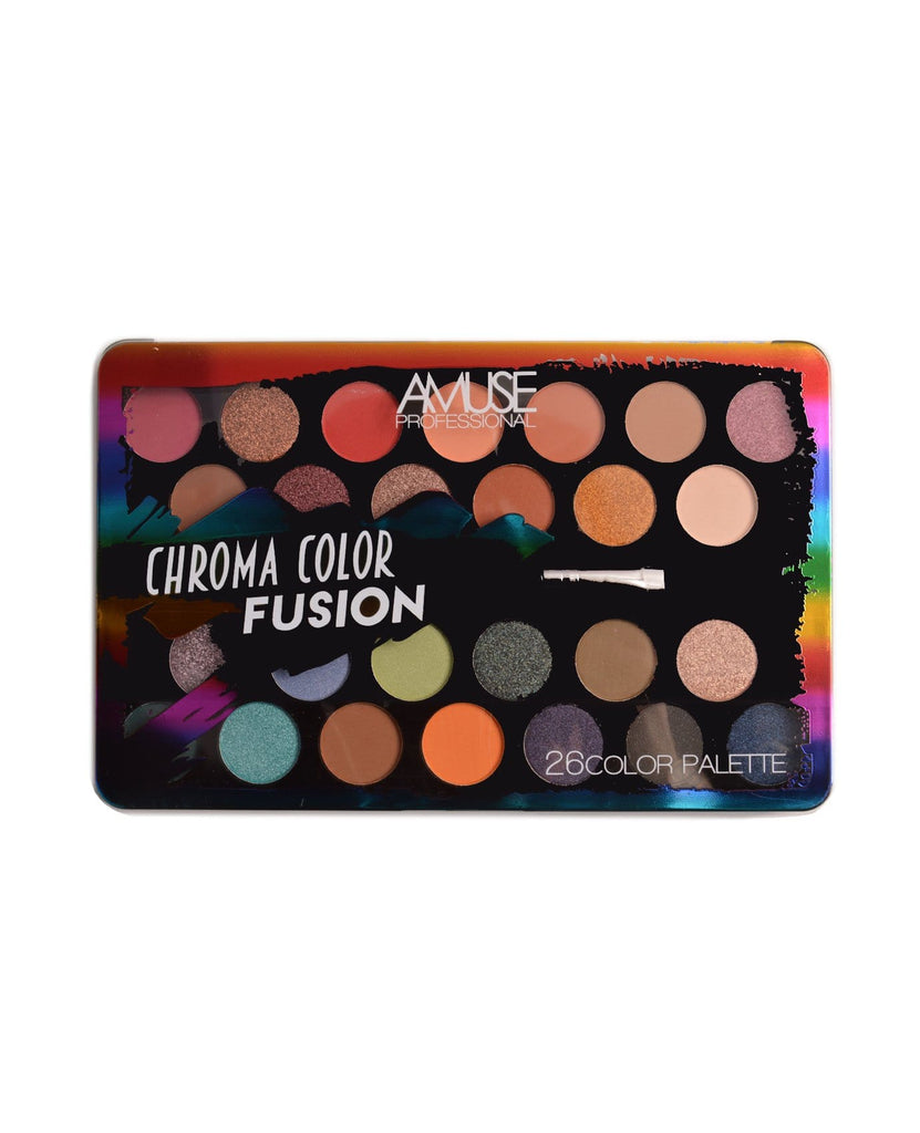 Amuse Chroma Color Fusion Palette