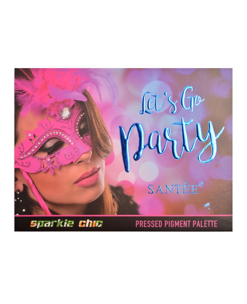 Santee Let's Go Party Palette