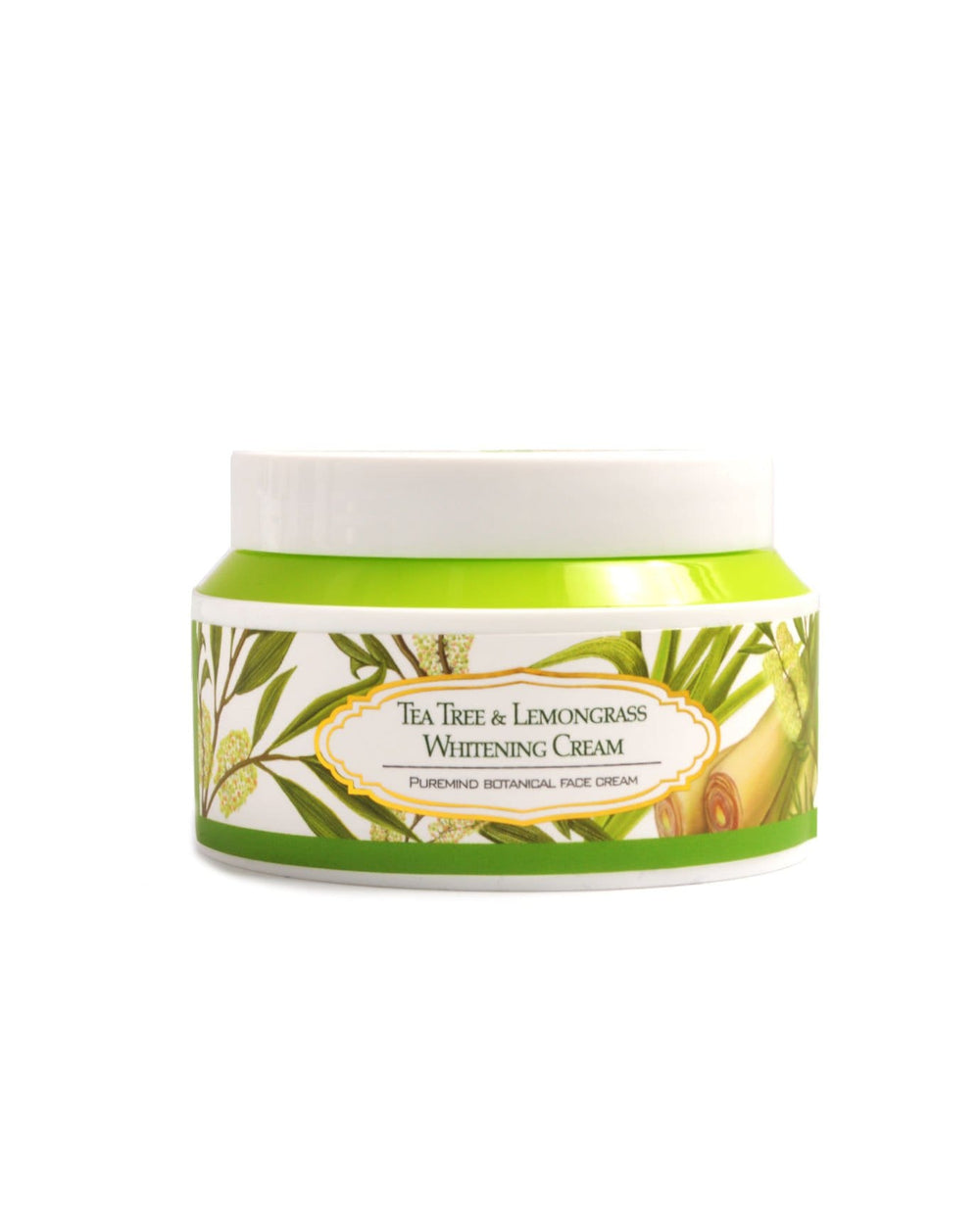 Puremind Tea Tree & Lemongrass Whitening Cream