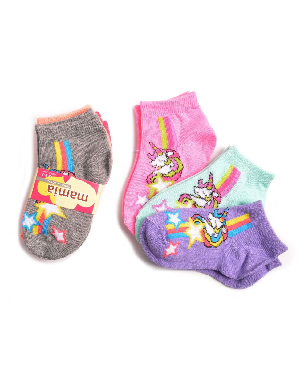 Mamia Unicorn Toddler Socks
