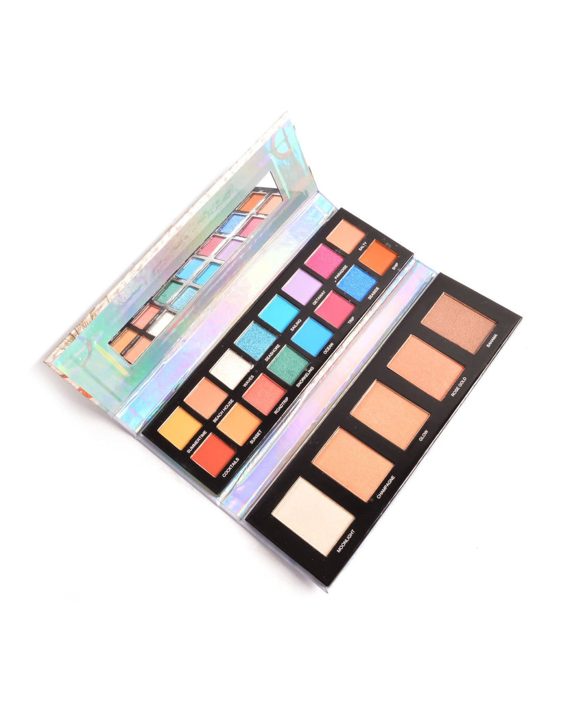 Prolux Vacay Palette, COSMETIC