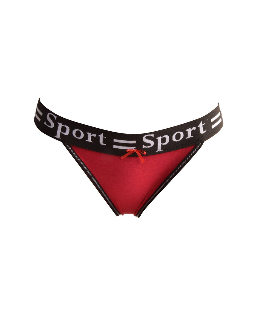 Vision Intimates Sports Fans Thong