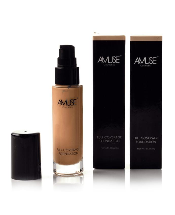 Amuse Full Coverage Foundation, COSMETIC