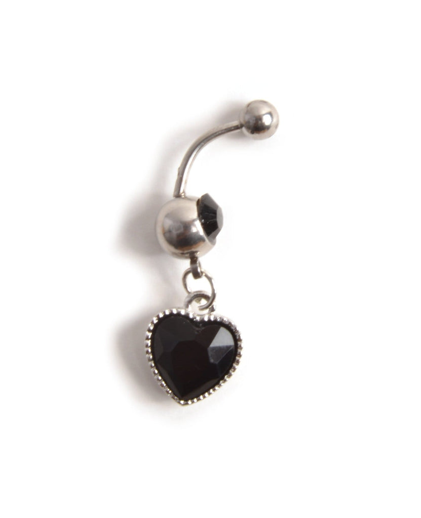 My Heart Belly Ring