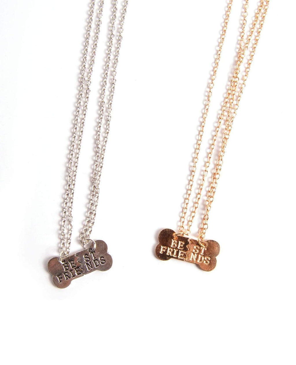 Forever Best Friends Necklace- 2 Variants