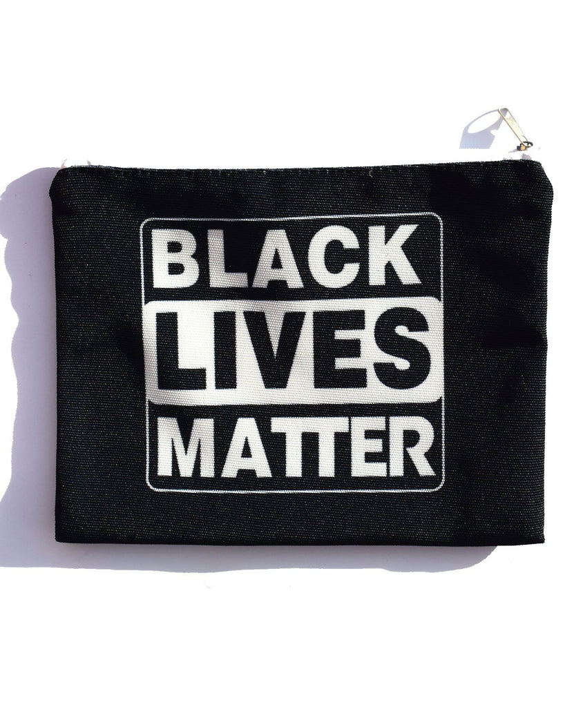 Black Lives Matter Cosmetic Bag