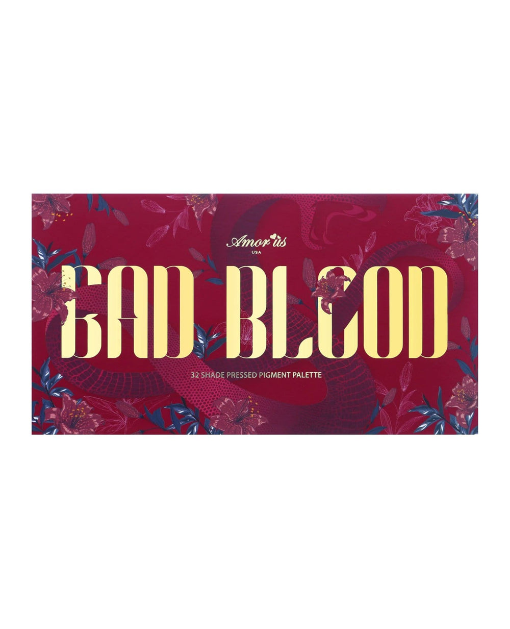 Amor Us Bad Blood Eyeshadow Palette