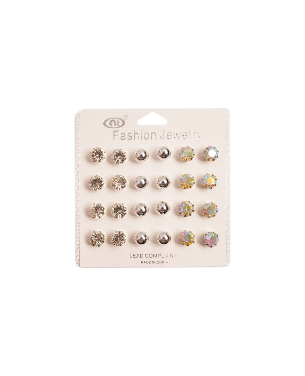 Sparkly Stud Earrings