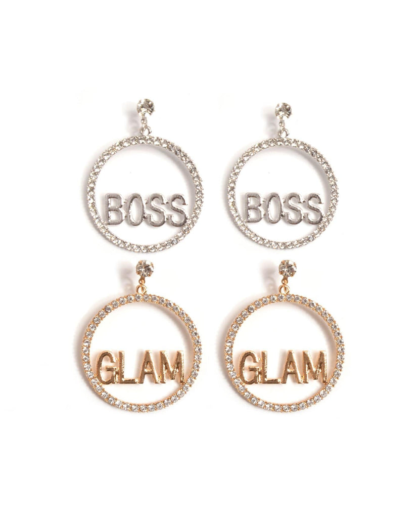 New Personality Earrings