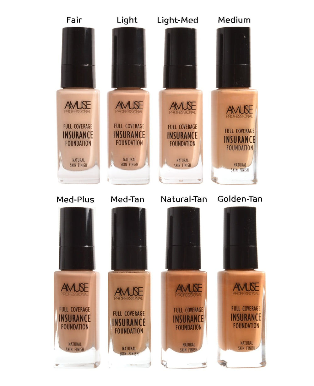 Amuse Insurance Full Coverage Foundation