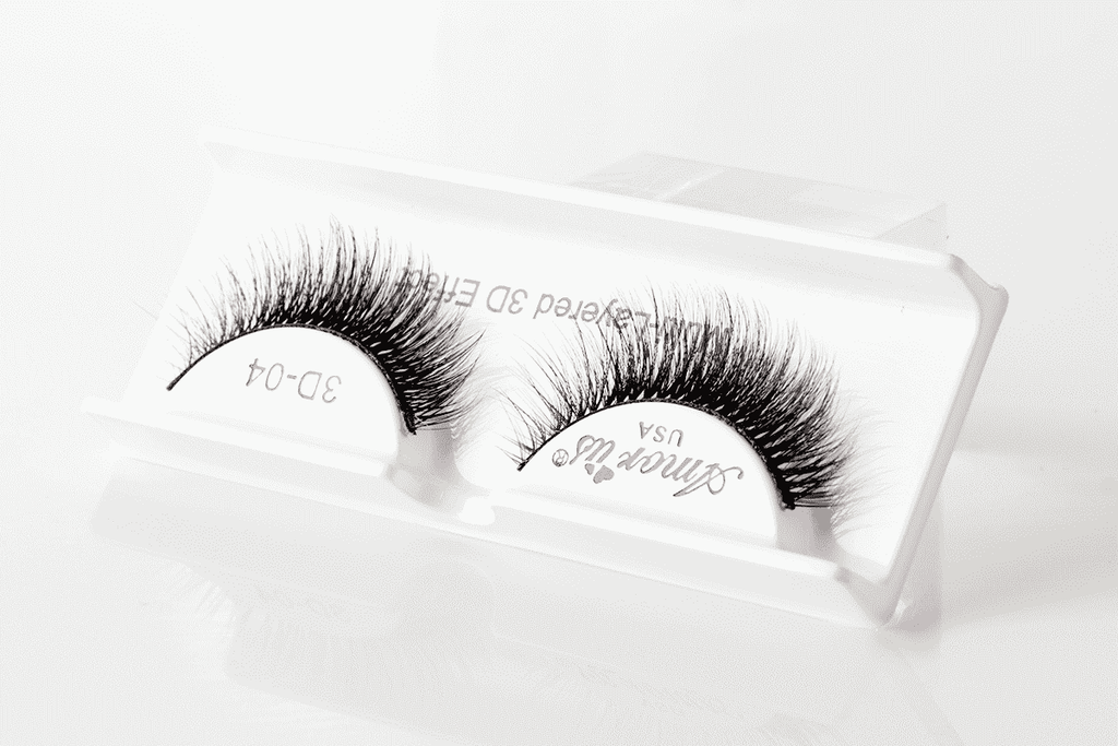 Amor Us 3D Faux Mink Eyelashes - 04, Eyelash