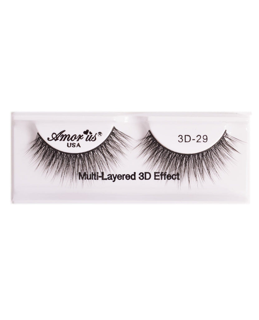 Amor Us 3D Faux Mink Eyelashes- 29, Eyelash