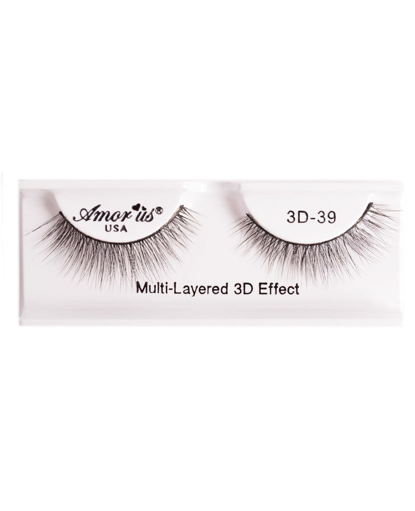 Amor Us 3D Faux MinkEyelashes-39, Eyelash