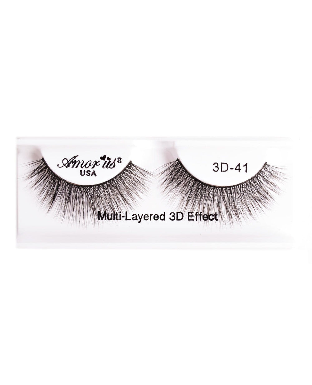 Amor Us 3D Faux Mink Eyelashes- 41, Eyelash