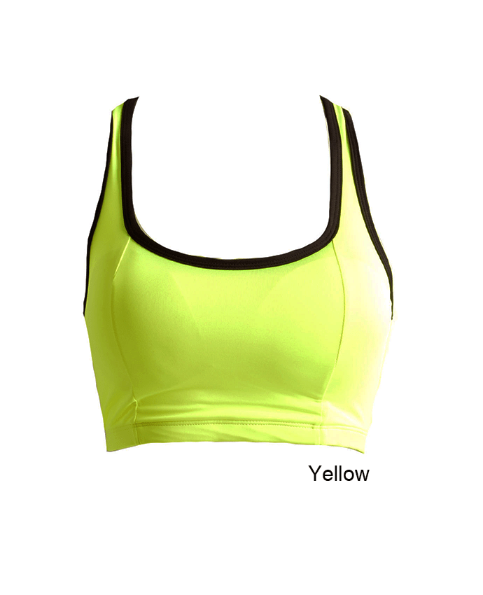 Sweet Allure Sports Bra- One Size, EVE