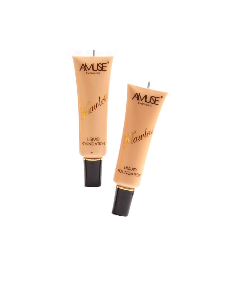 Amuse Flawless Liquid Foundation