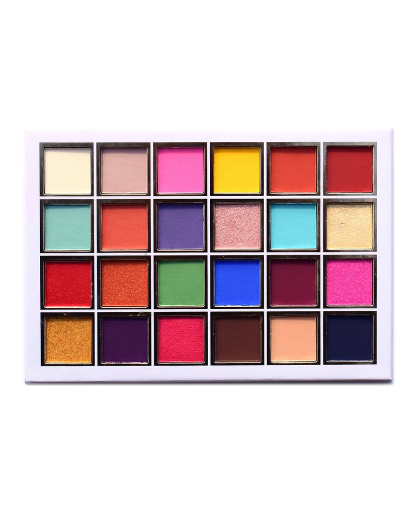 Romantic Beauty Cafe Eyeshadow Palette