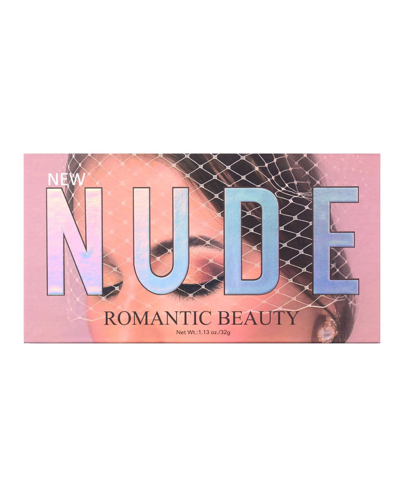 Romantic Beauty Nude Eyeshadow Palette