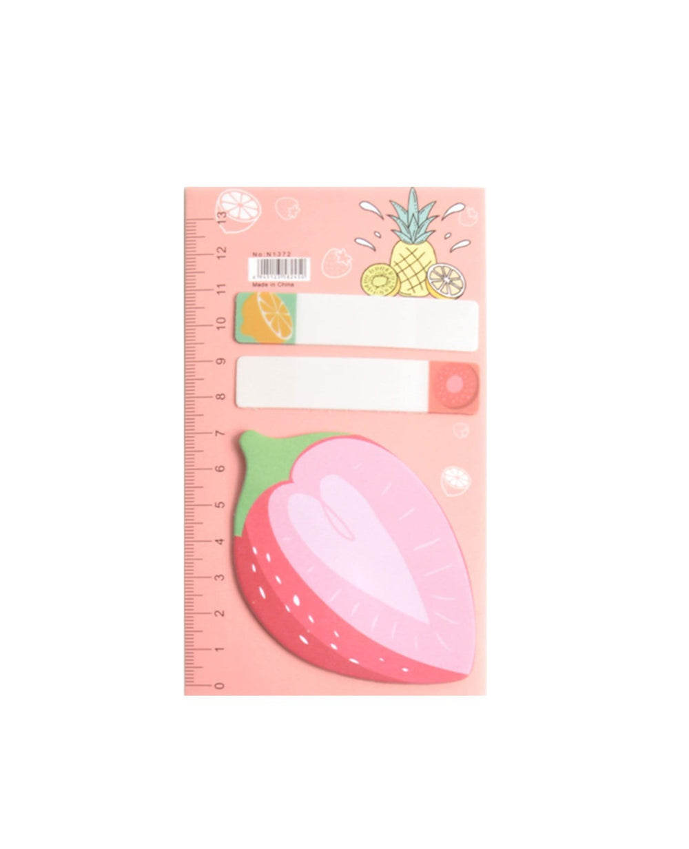 Fruit Sticky Notes