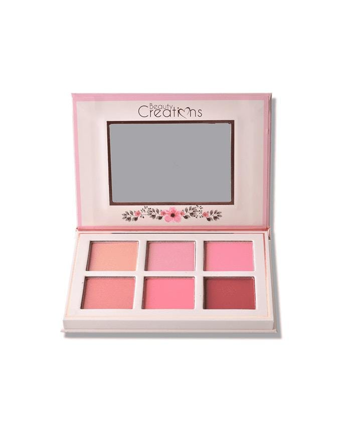 Beauty Creations Floral Bloom - Blush Palette, COSMETIC