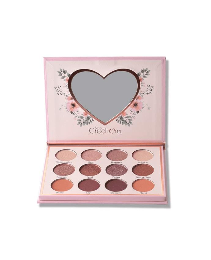 Beauty Creations Floral Bloom - Eye Bloom - 12 Shade Eyeshadow Palette