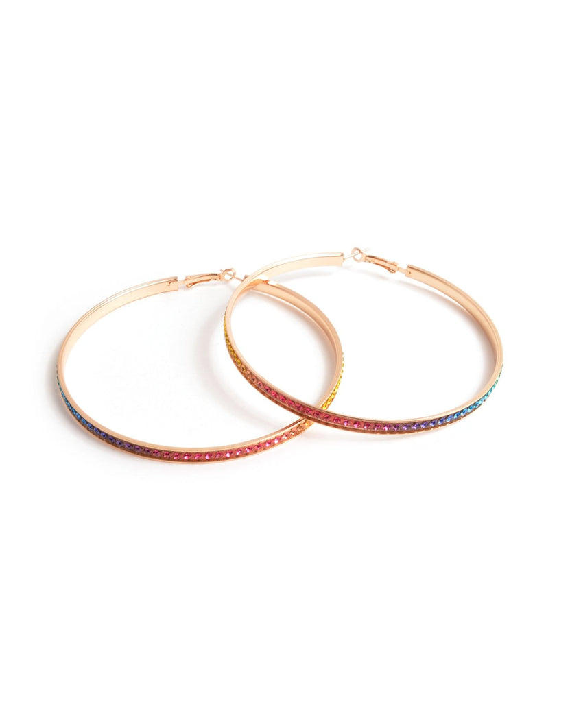 In Style Hoop Earrings