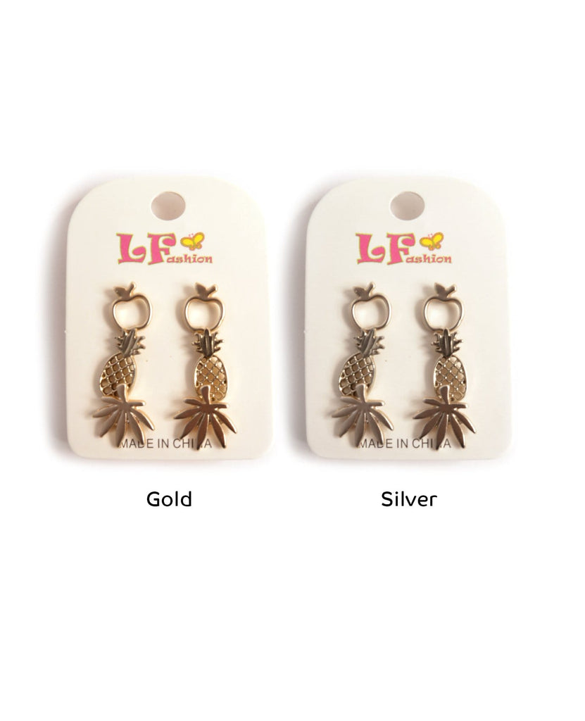 Let's Be Tropical Earring Set