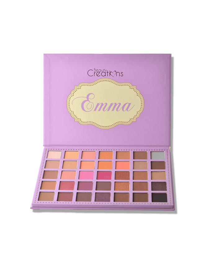 Beauty Creations Emma - Eyeshadow Palette, COSMETIC