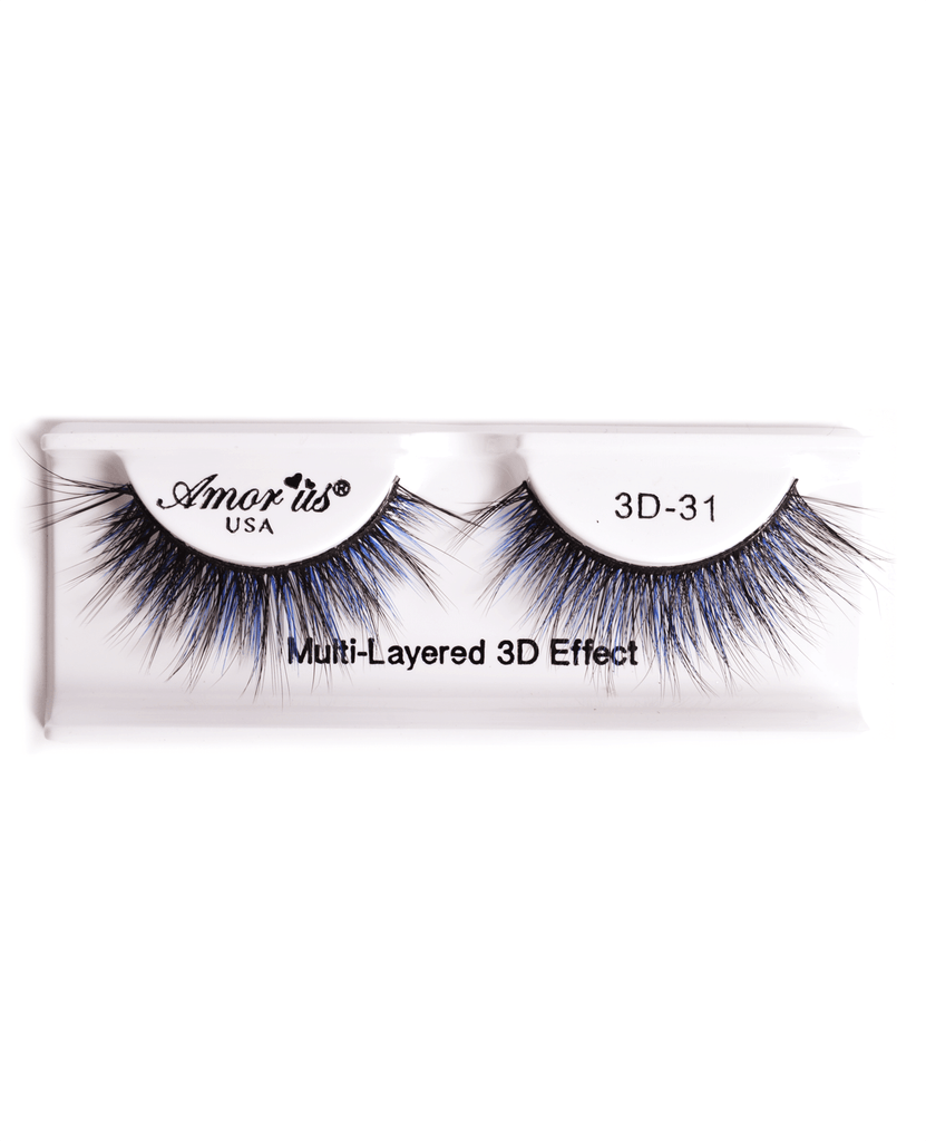 Amor Us 3D Faux Mink Eyelashes- 31, Eyelash