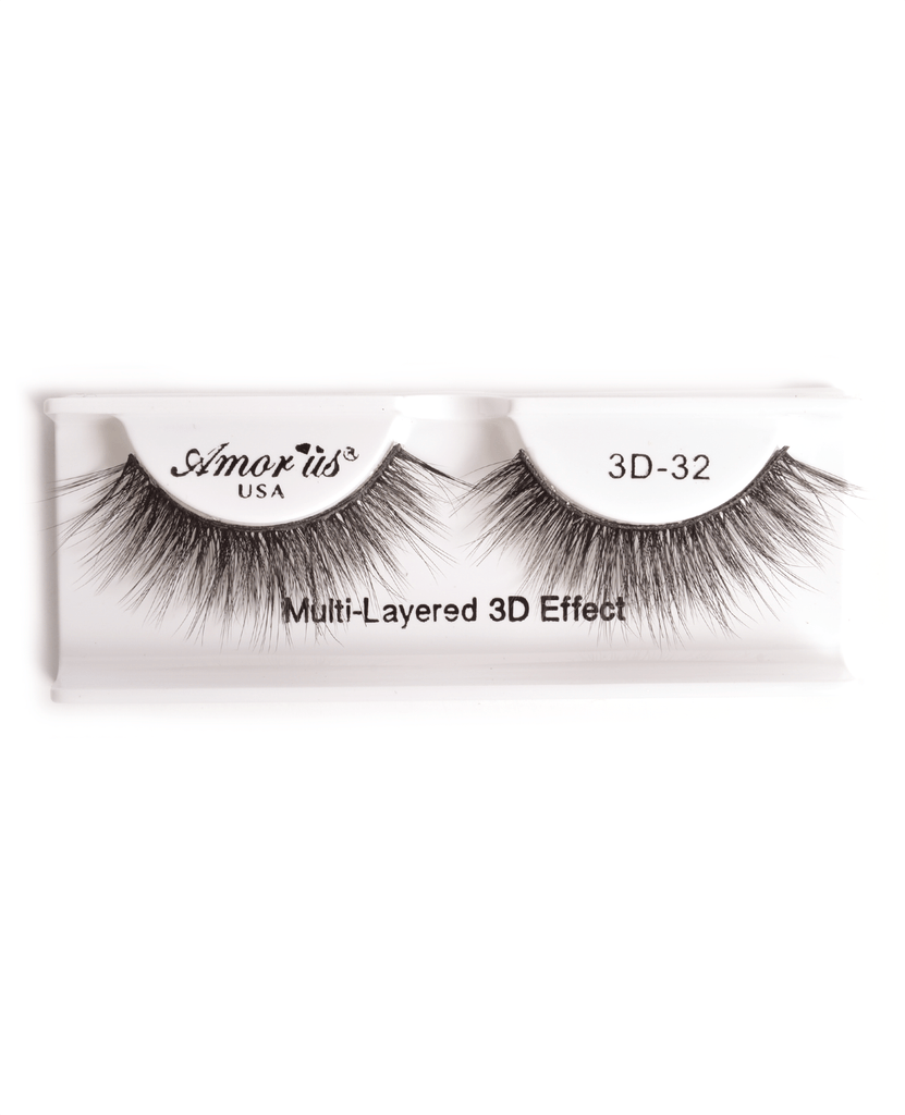 Amor Us 3D Faux Mink Eyelashes- 32, Eyelash