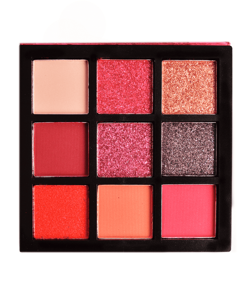 Bella Forever Heart Obsessions Collection Eyeshadow- Ruby, COSMETIC