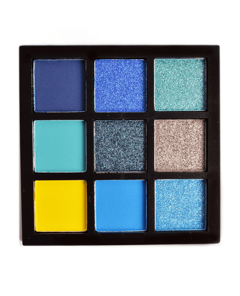 Bella Forever Heart Obsessions Collection Eyeshadow Palette- Sapphire, COSMETIC