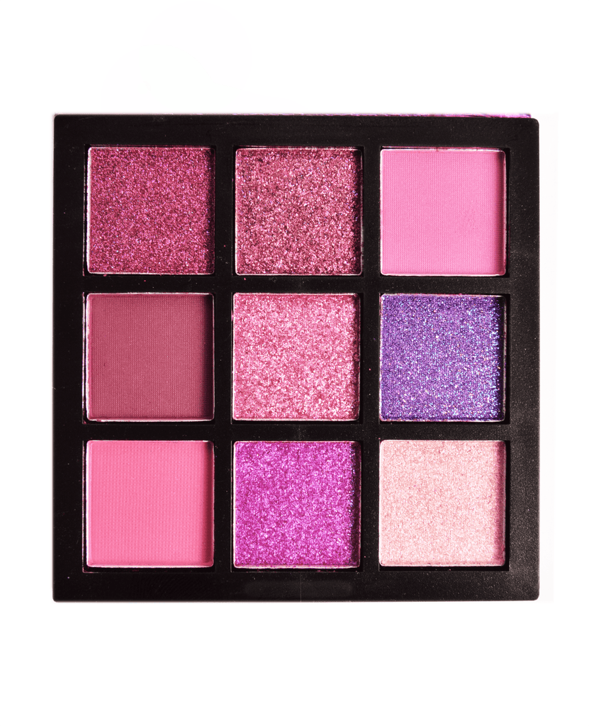 Heart Obsessions Collection Eyeshadow Palette- Amethyst, COSMETIC