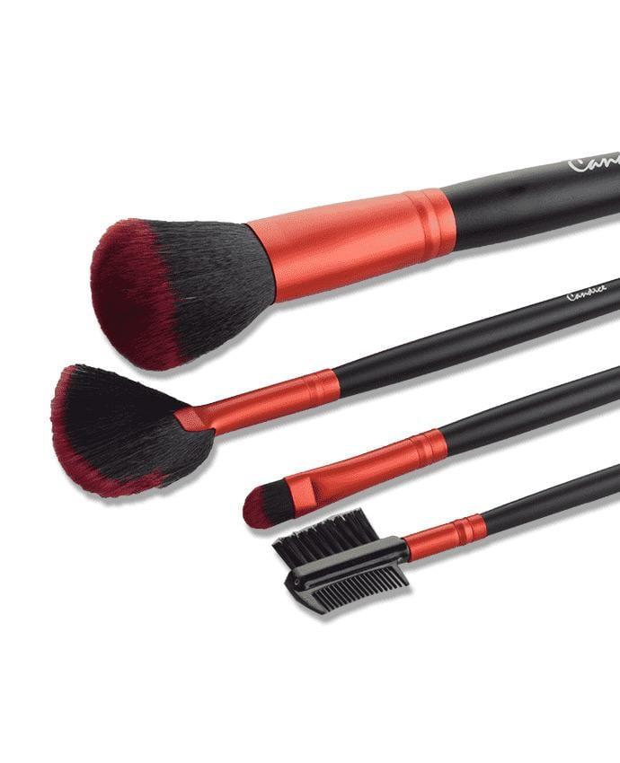 Candice Love Red - 24 Pcs Brush Set
