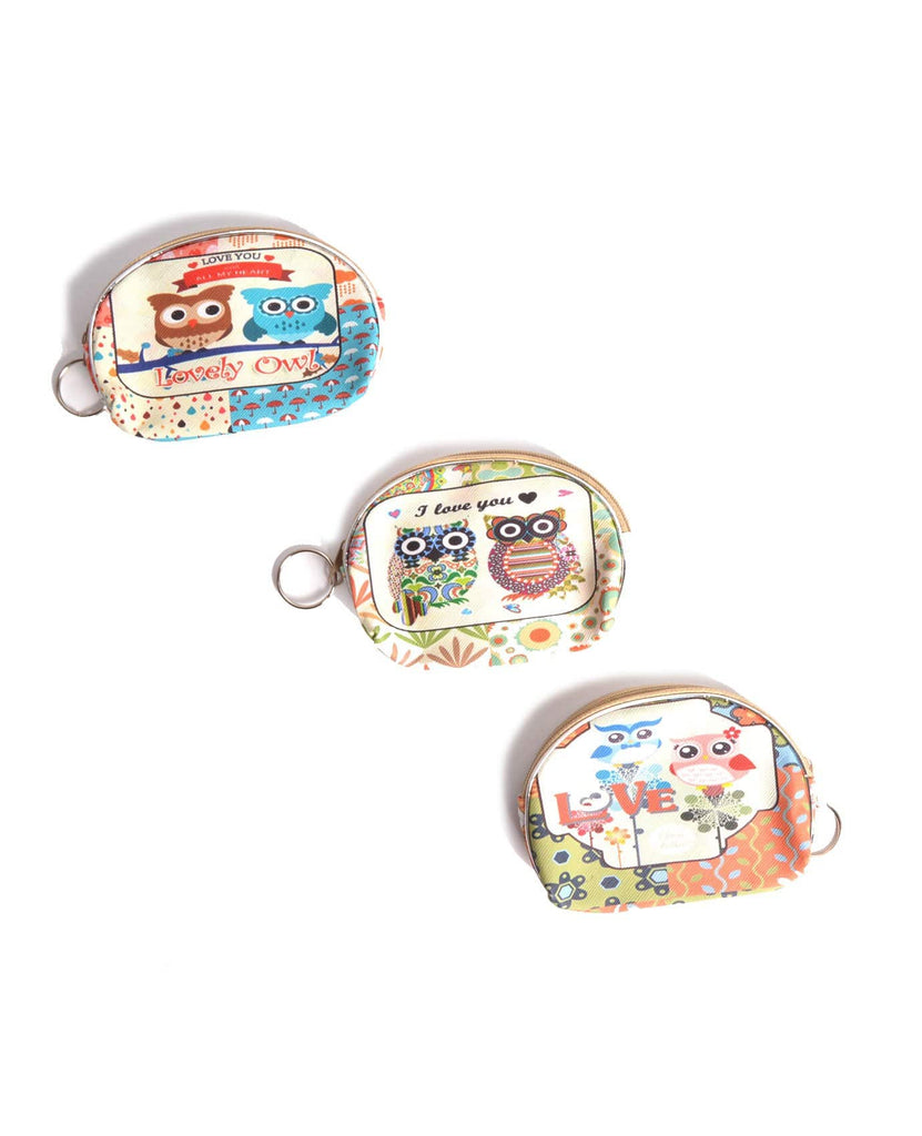 It's Owl Good Coin Purse, Accessories